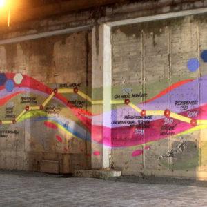 smart project street art